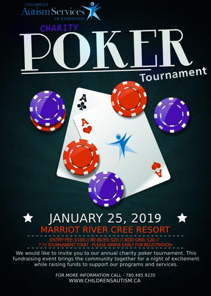 Edmonton Poker Tournaments